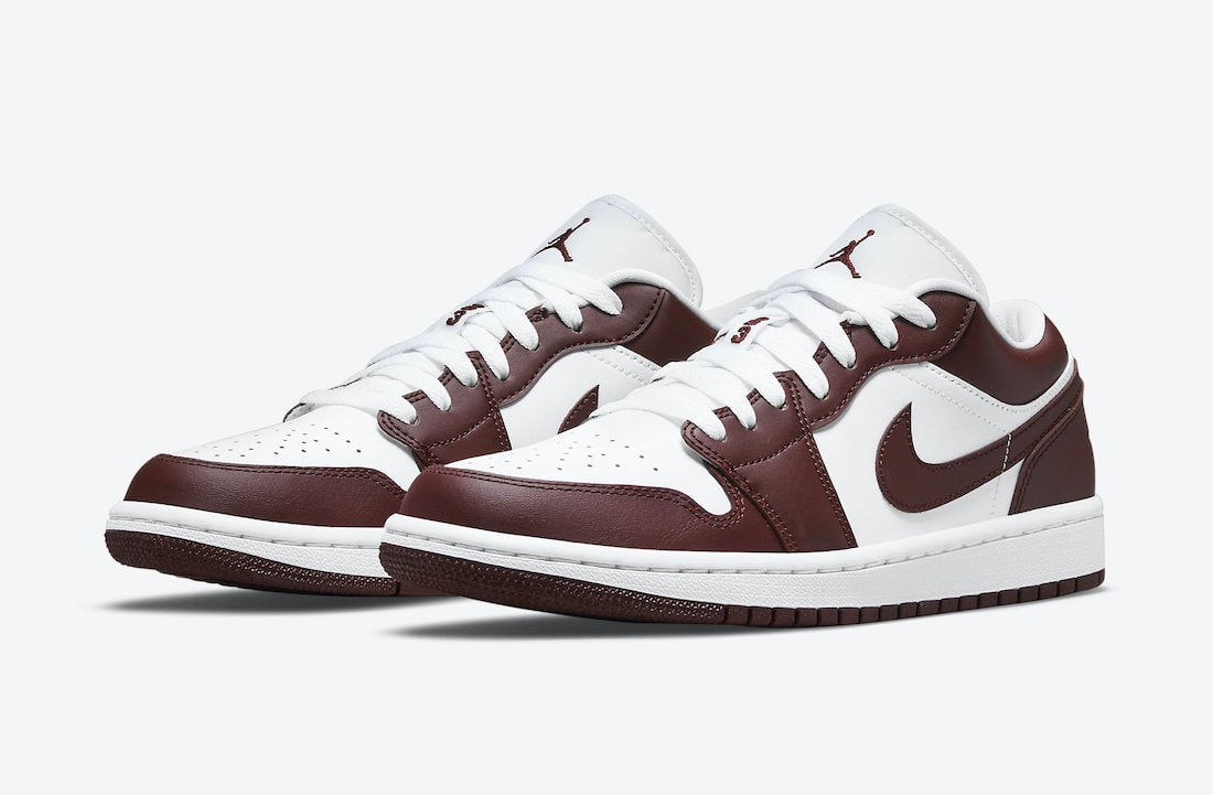 Air Jordan 1 Low WMNS Team Red Release Details - Giftofvision
