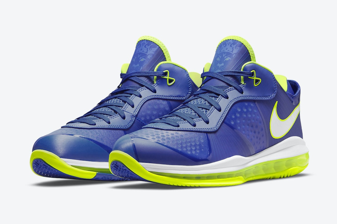 """Nike LeBron 8 V2 Low """"Sprite"""" Release Date"""