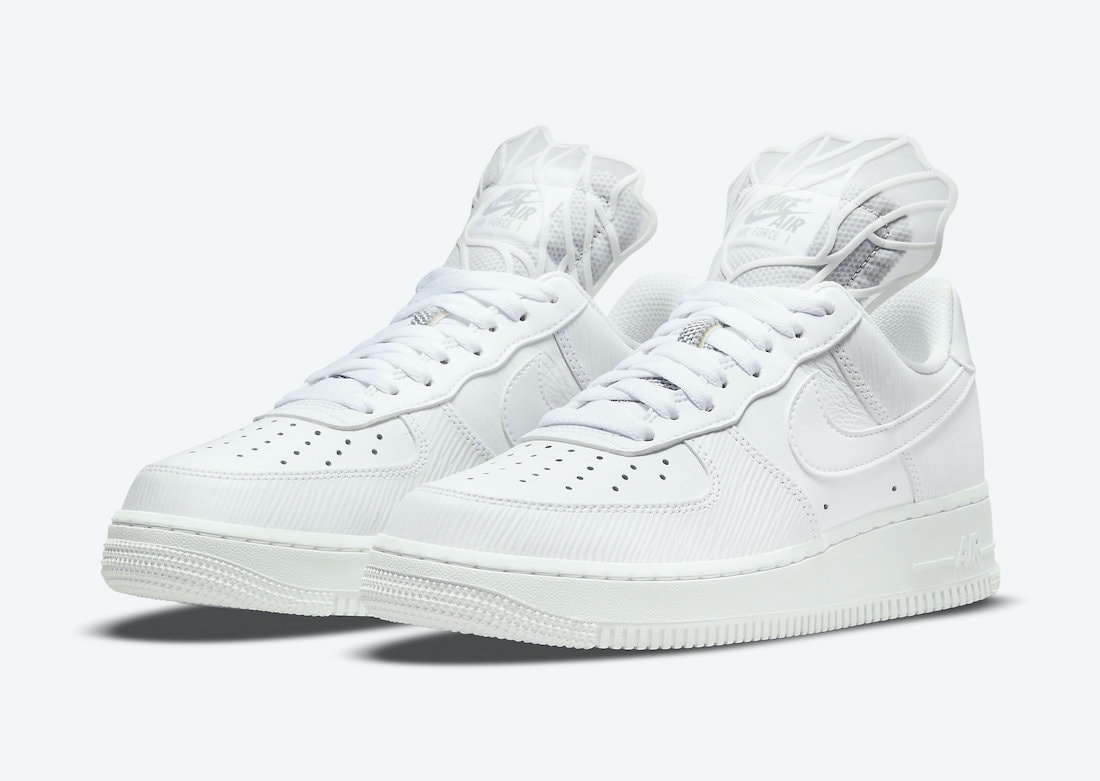 """Nike Channels the """"Goddess of Victory"""" For a New Air Force 1 Low"""