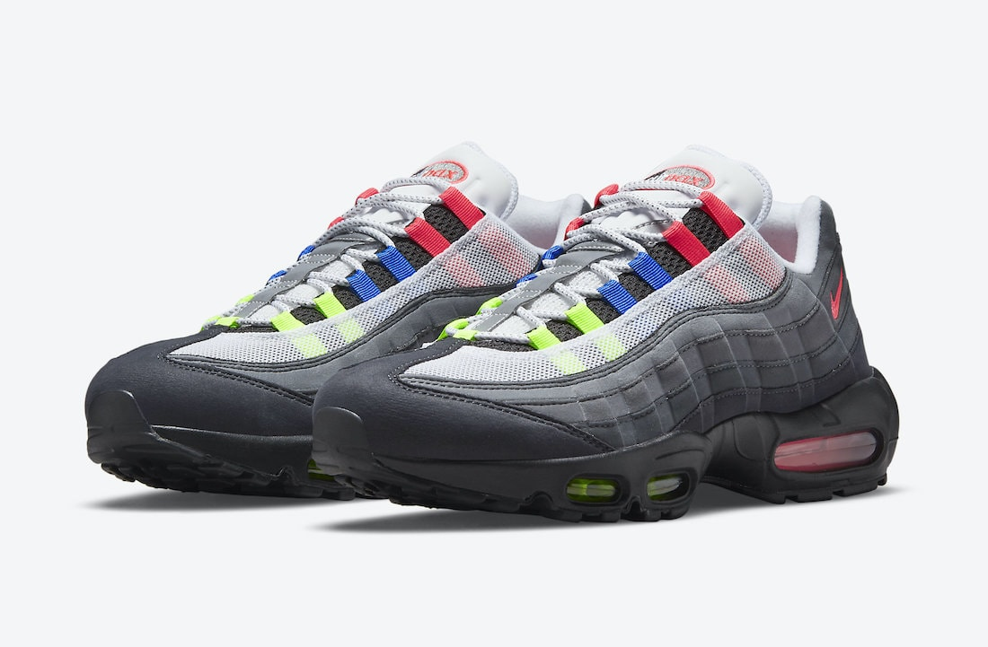 """Official Images of the Nike Air Max 95 """"Greedy 3.0"""""""