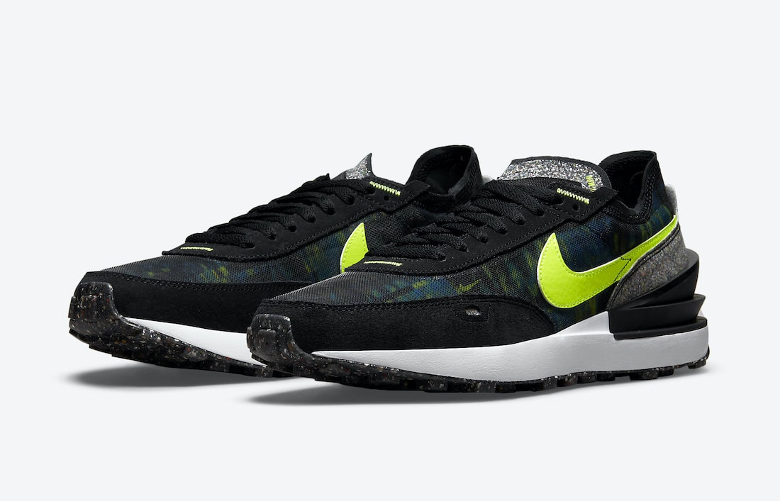 Nike's Waffle One Joins the Crater Collection