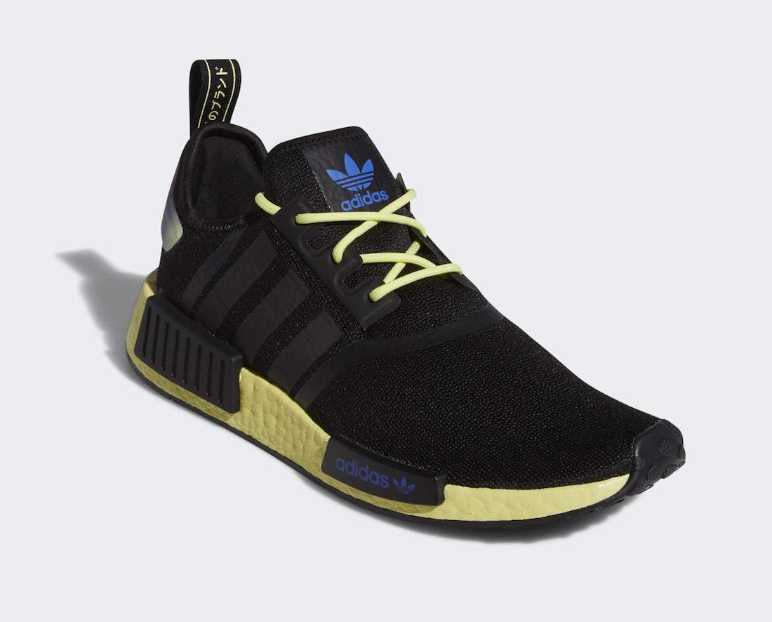 adidas Adds Pulse Yellow to the NMD R1