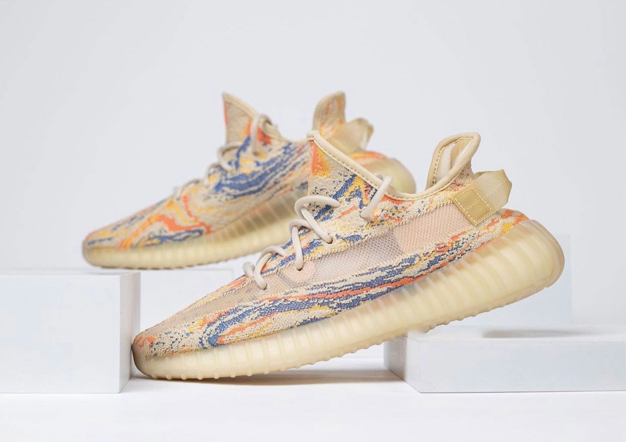 """More Images of the adidas Yeezy Boost 350 V2 """"MX Oat"""""""