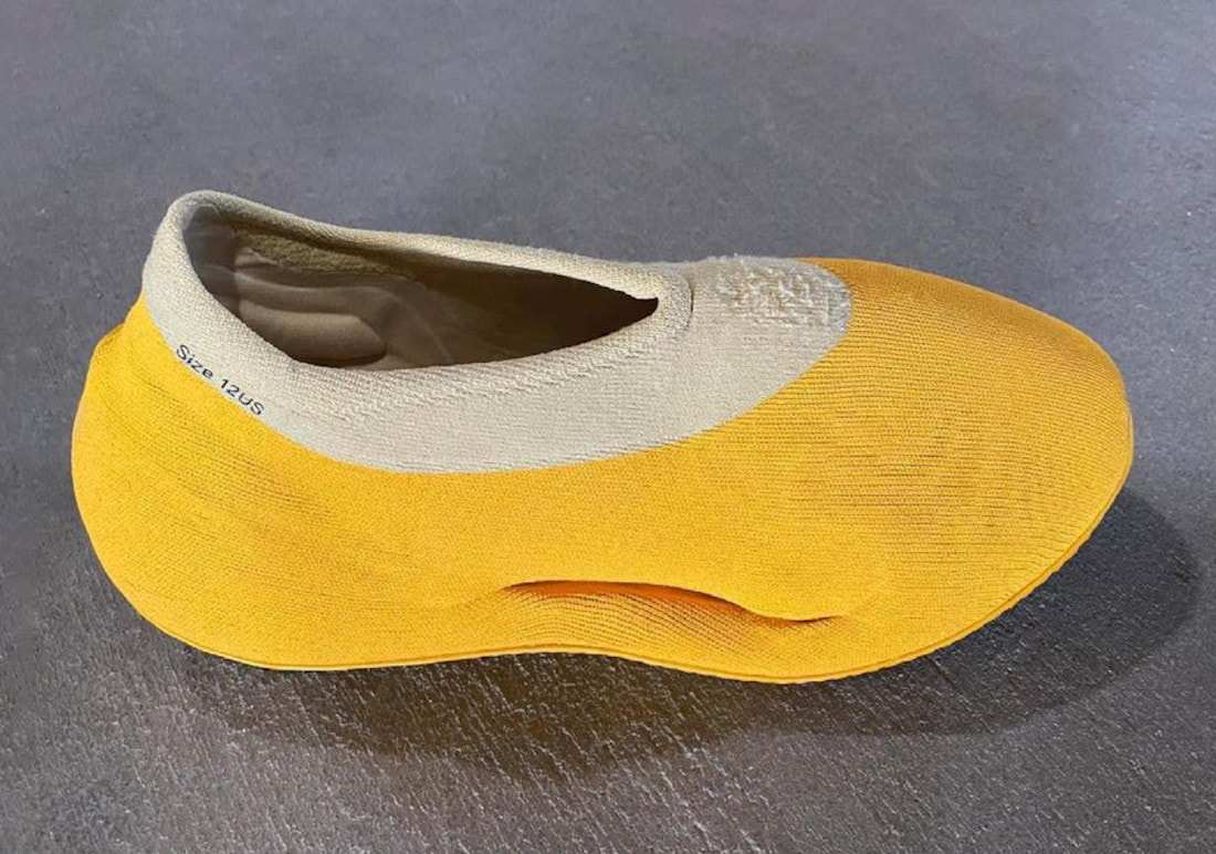 "First Look: adidas Yeezy Knit Runner ""Case Power Yellow"""