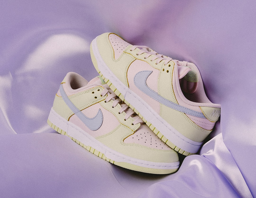 """The Nike Dunk Low """"Light Soft Pink"""" Releases Tomorrow"""