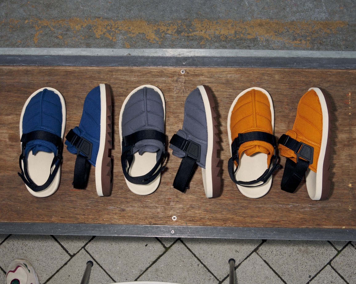 Reebok Adds Quilted Uppers to the Beatnik Sandal for S/S21