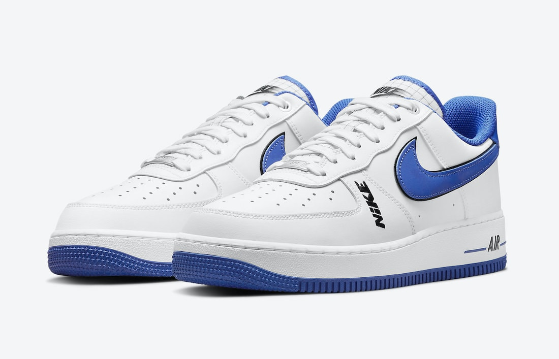 Nike Adds New Branding to the Air Force 1 Low