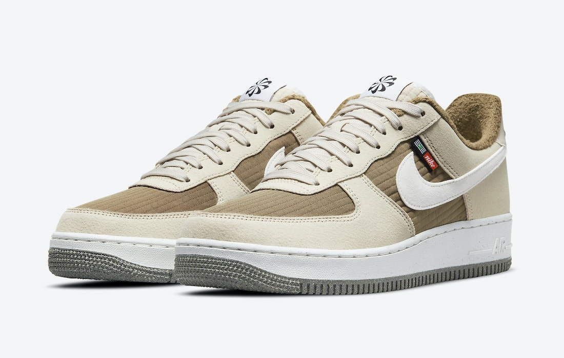 """Another """"Toasty"""" Air Force 1 Low Joins Nike's Upcoming Winter Collection"""