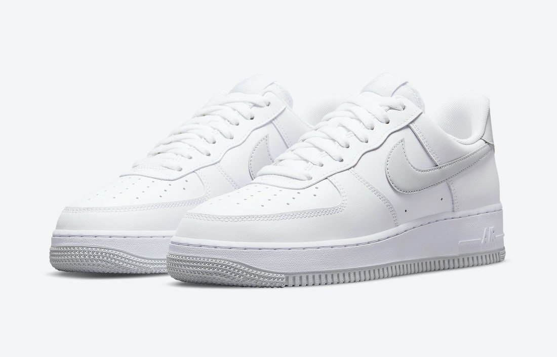 Neutral Grey Graces the Nike Air Force 1 Low