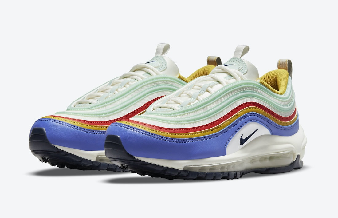 Nike Air Max 97 Multi-Color DH5724-100 Release Details ...