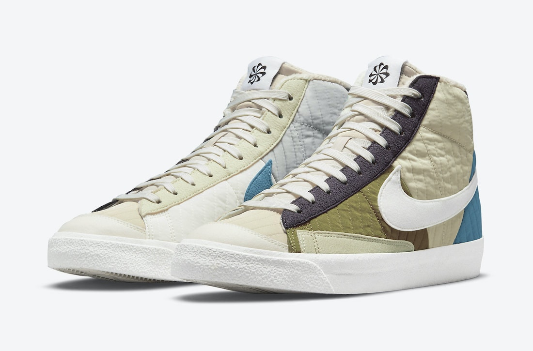 """Nike Adds the Blazer Mid to the """"Toasty"""" Collection"""