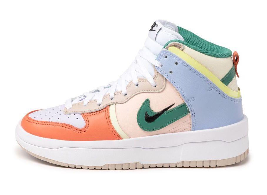 First Look: Nike Dunk High Rebel