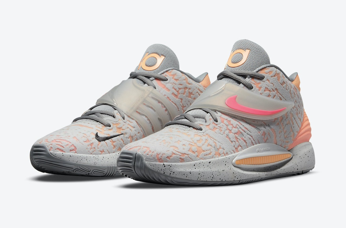Nike and KD Celebrate Rucker Park Memories with a Sunset KD 14