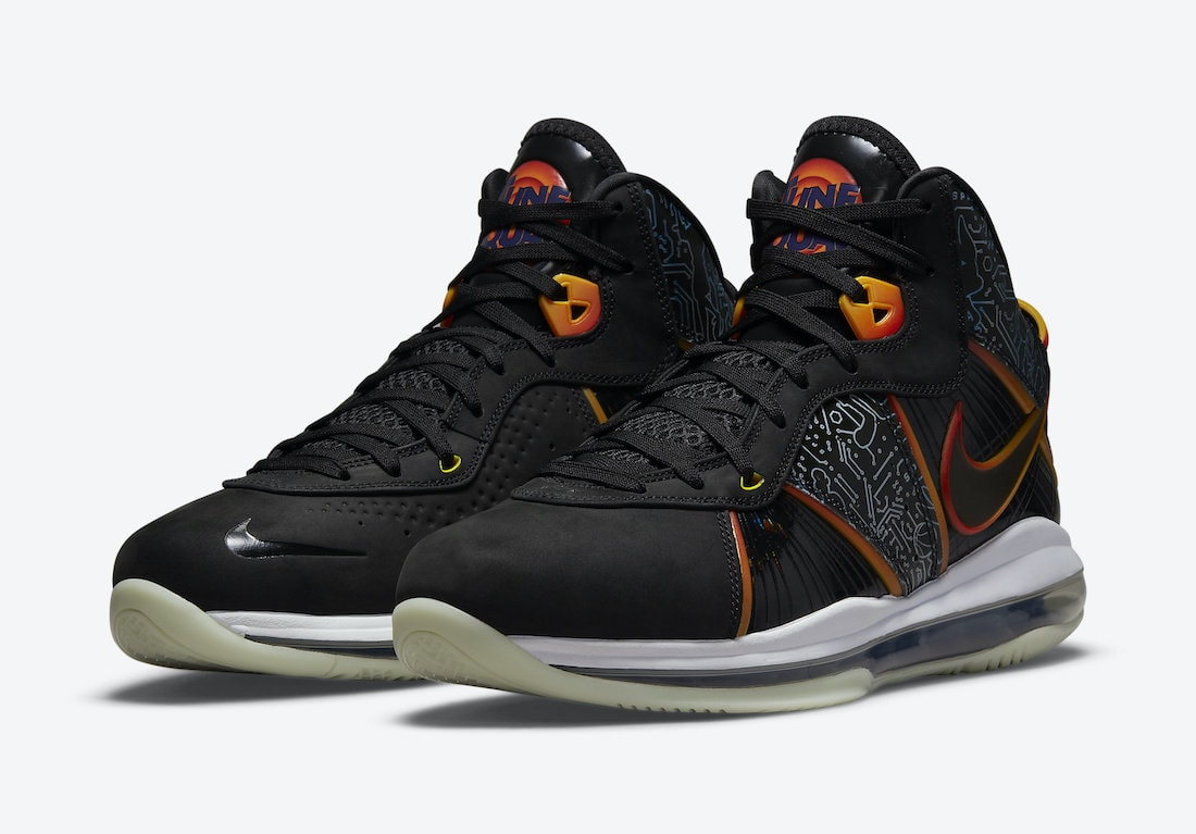 """Official Look: Nike LeBron 8 """"Space Jam"""""""
