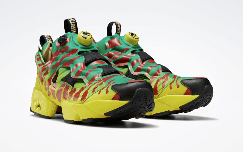 Reebok's Sprawling Jurassic Park Collection Releases This Week