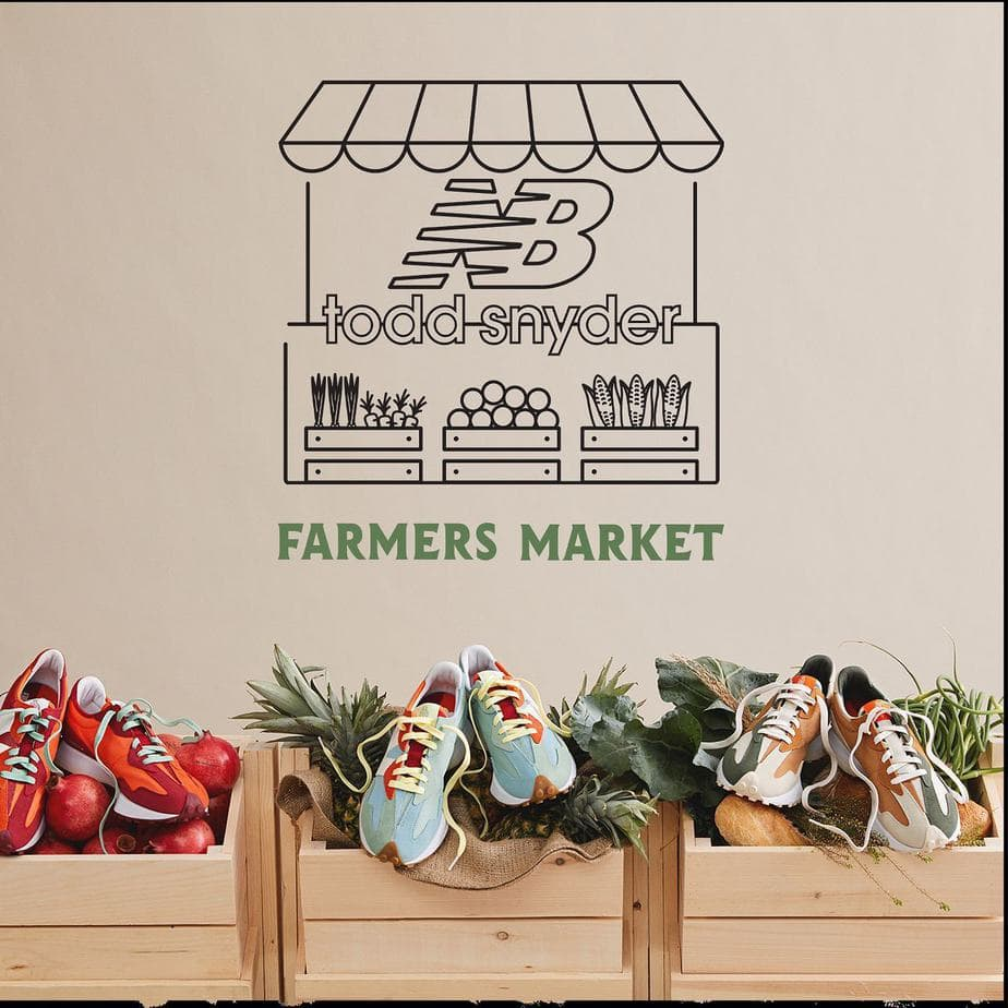 """Todd Snyder's New Balance 327 """"Farmer's Market"""" Pack Releases Tomorrow"""