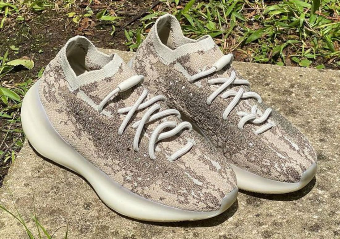 """The adidas Yeezy Boost 380 """"Pyrite"""" Releases Tomorrow"""