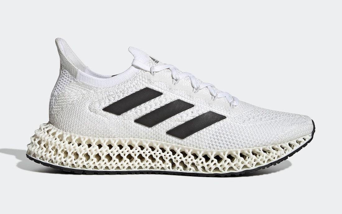 adidas 4DFWD Releasing in White and Black