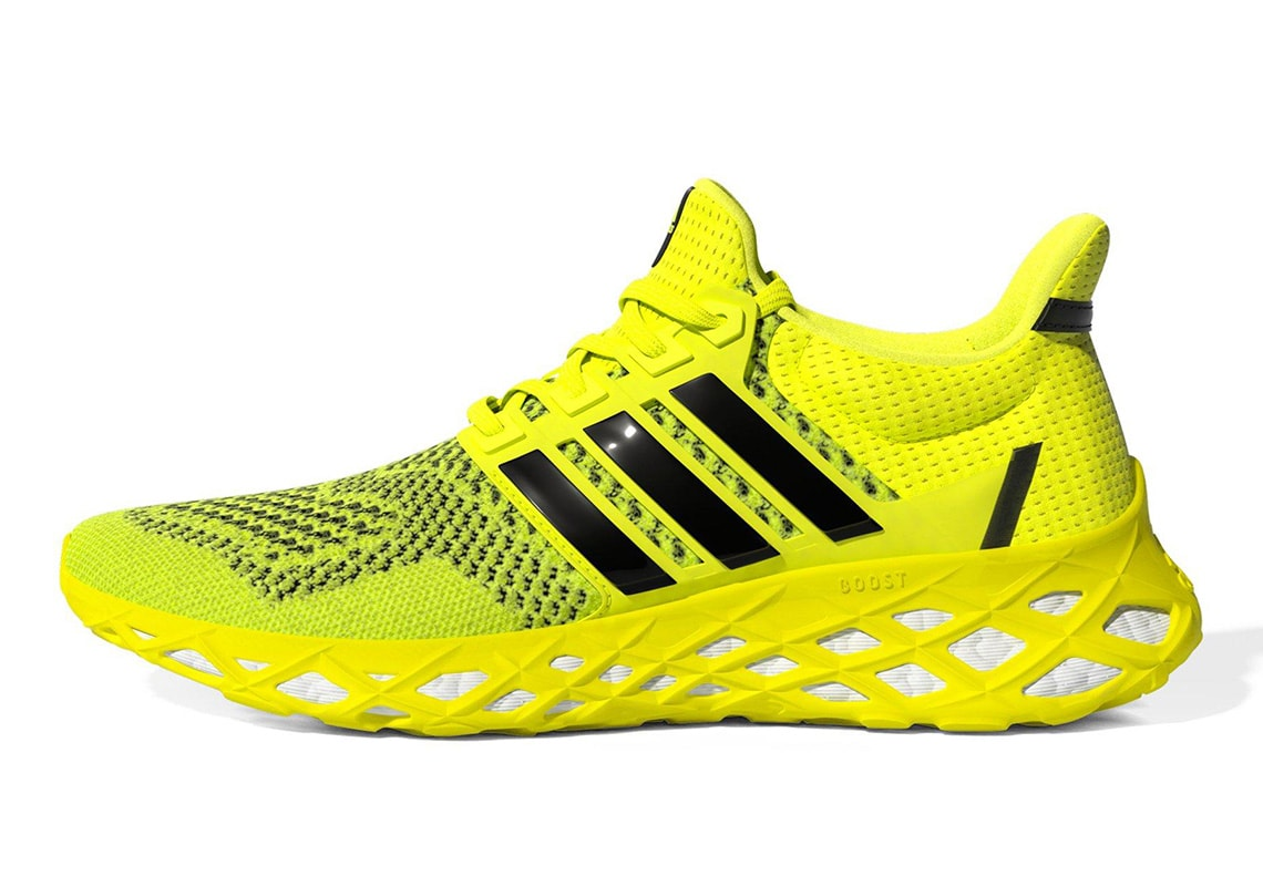 First Look: adidas Ultra Boost DNA Web