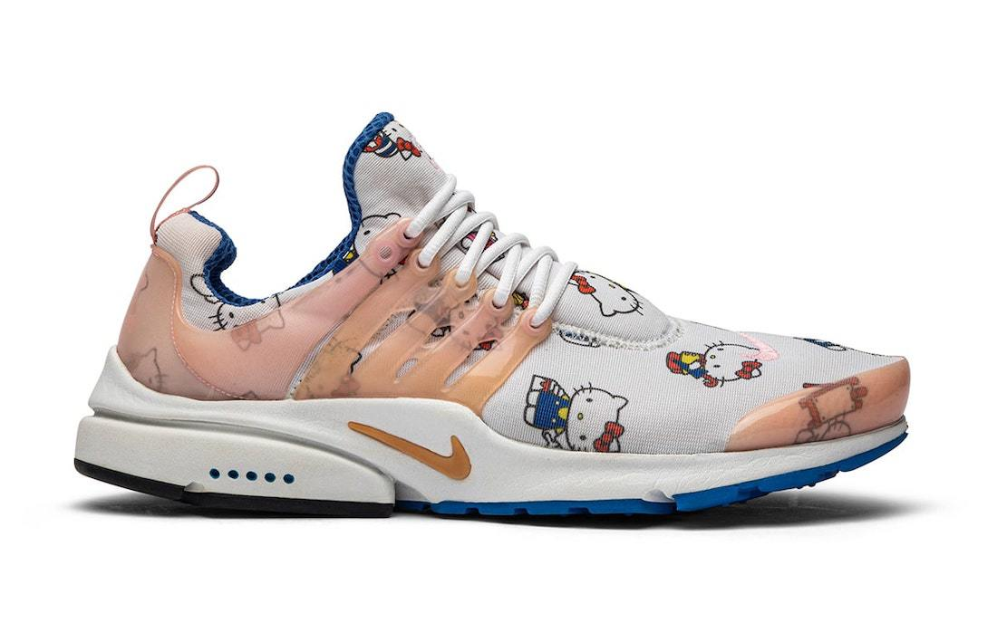 Nike and Hello Kitty Will Reunite to Release New Air Prestos in 2022
