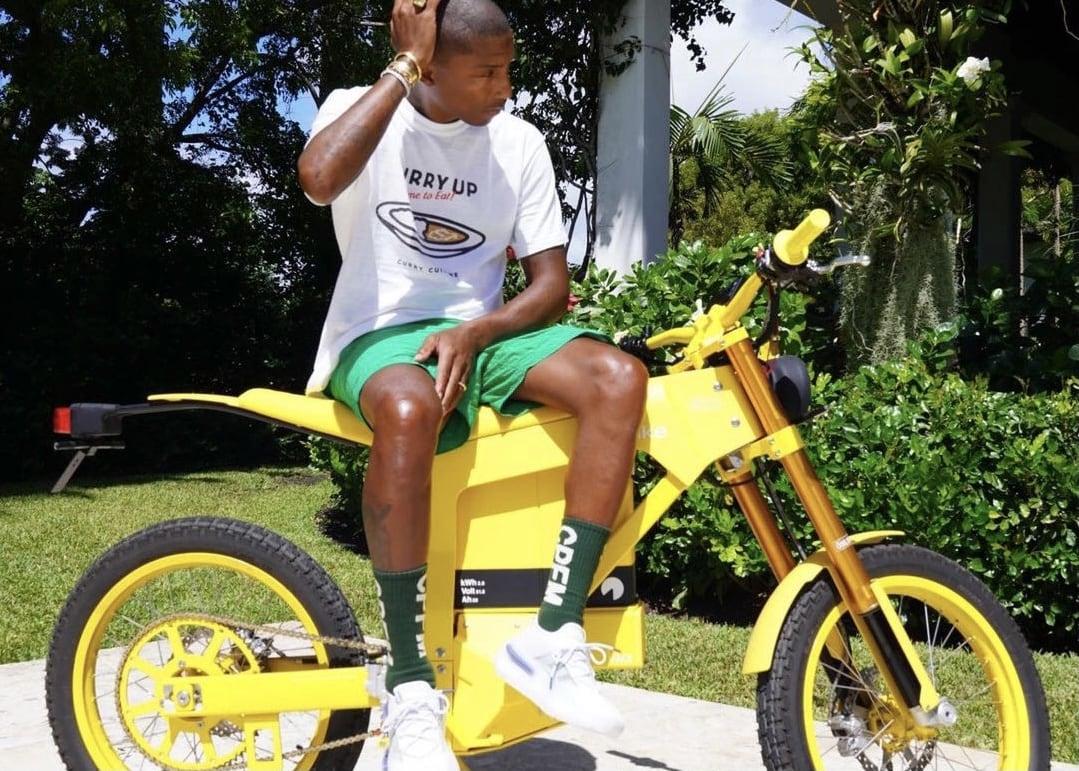 Pharrell Teases a Future Human Race adidas NMD S1