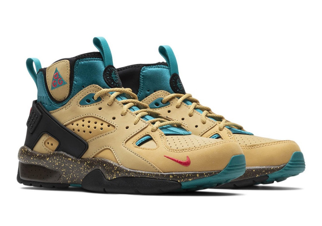 Nike ACG's Twine & Teal Air Mowabb is Available Today