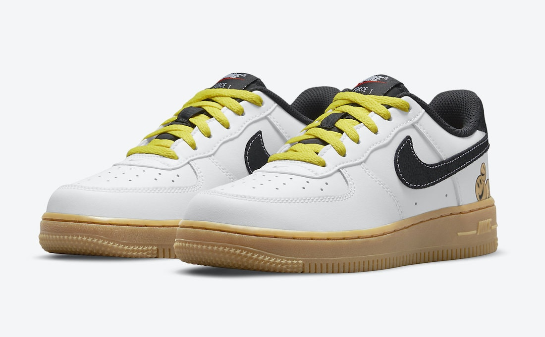 """Nike Air Force 1 """"Have a Nike Day"""" Releasing with Gum Soles"""