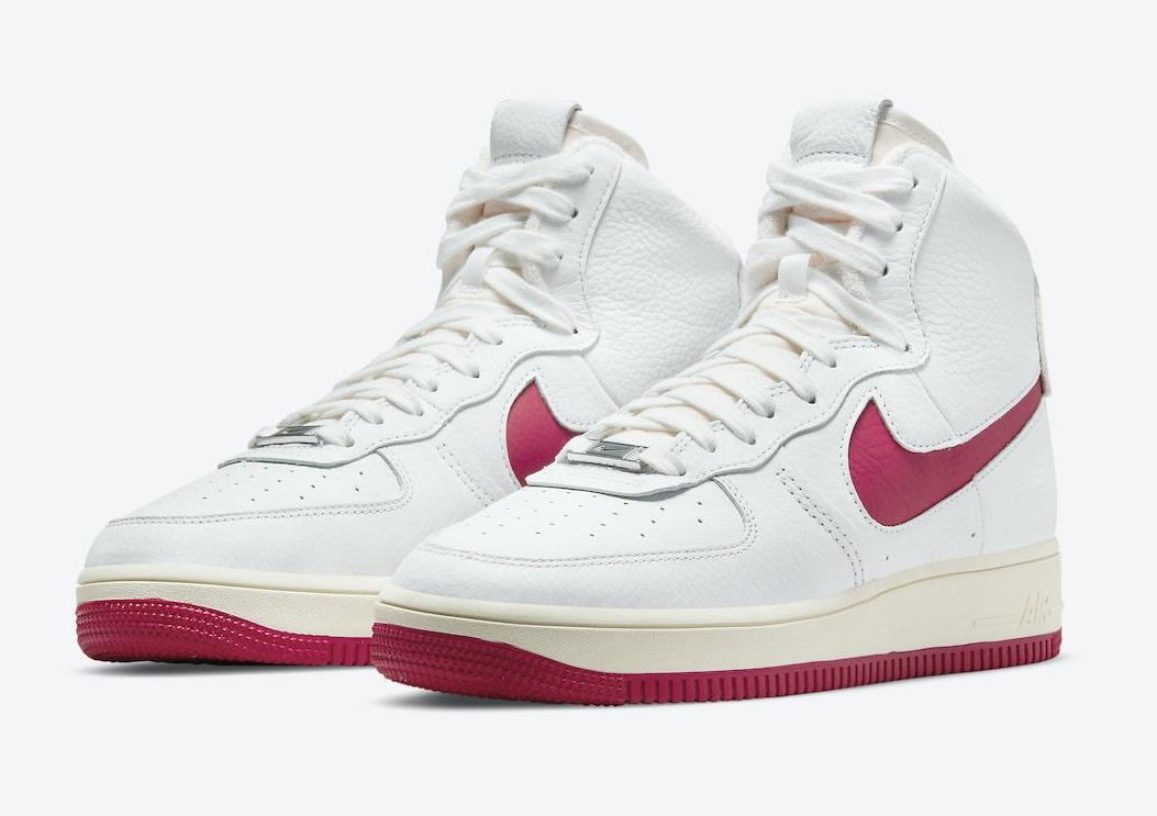 Nike Unveils a Throwback Air Force 1 High Without it's Signature Strap