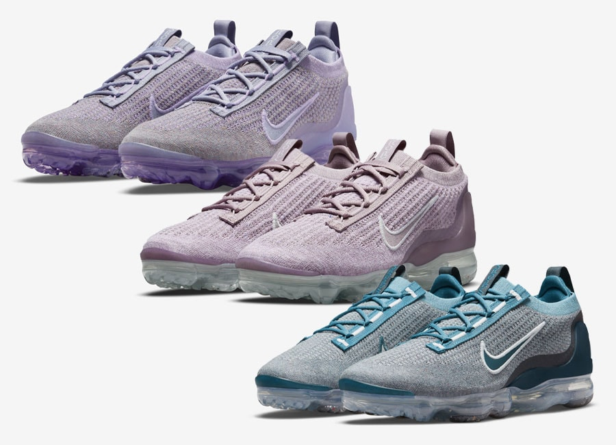 """Nike Revisits the """"Day to Night"""" Pack with the Air VaporMax 2021"""