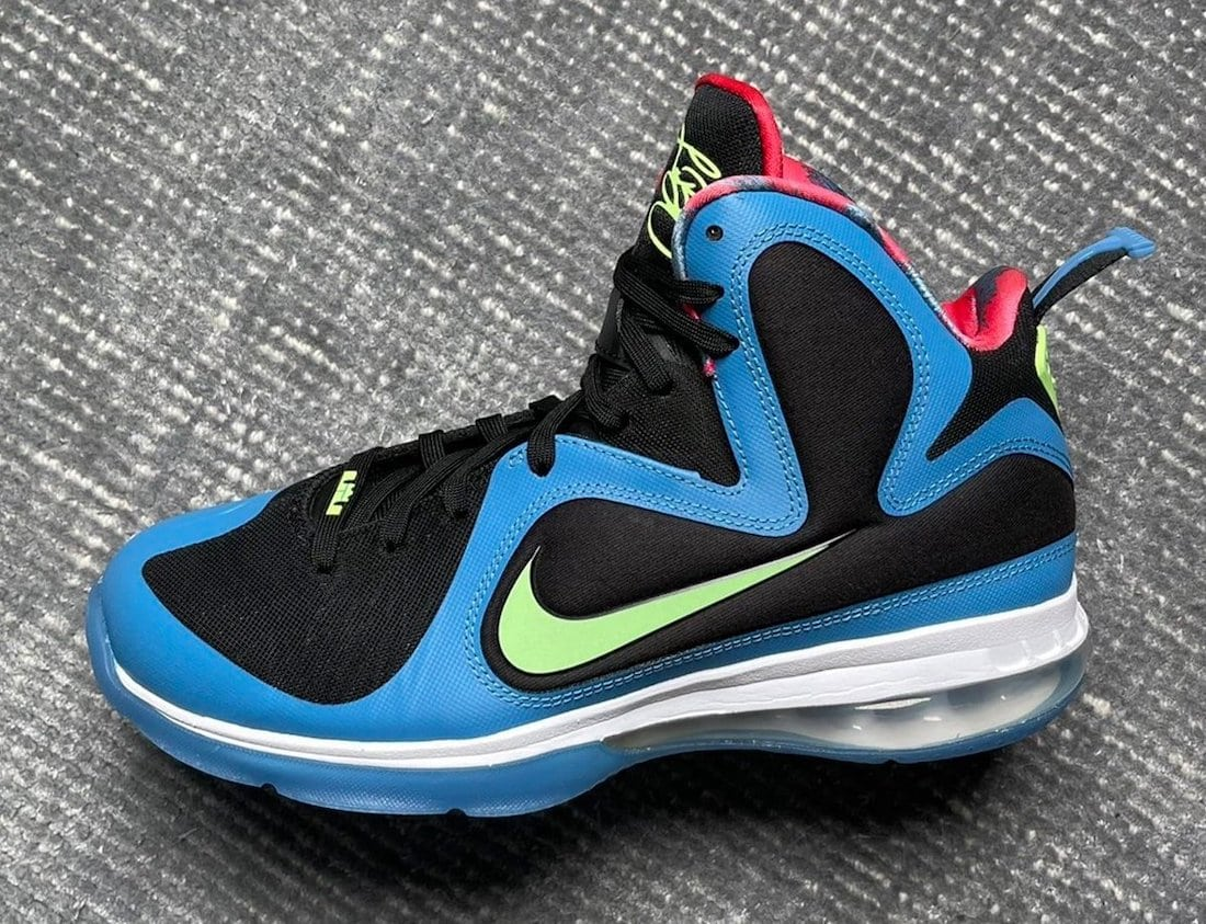 """The Nike LeBron 9 Returns for the 10th Anniversary in """"South Coast"""""""