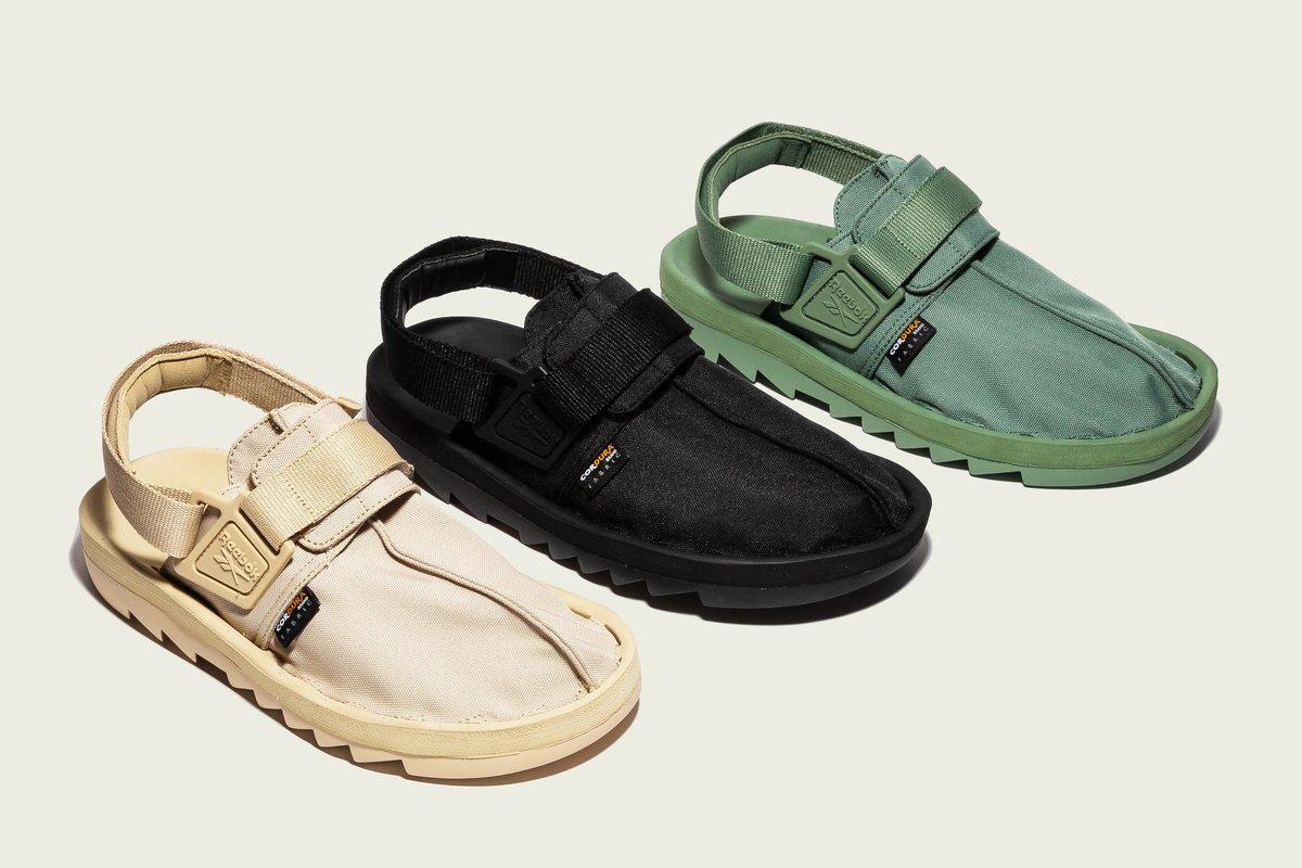 Reebok's Three-Pack of Cordura Nylon Beatnik Sandals Return This Week