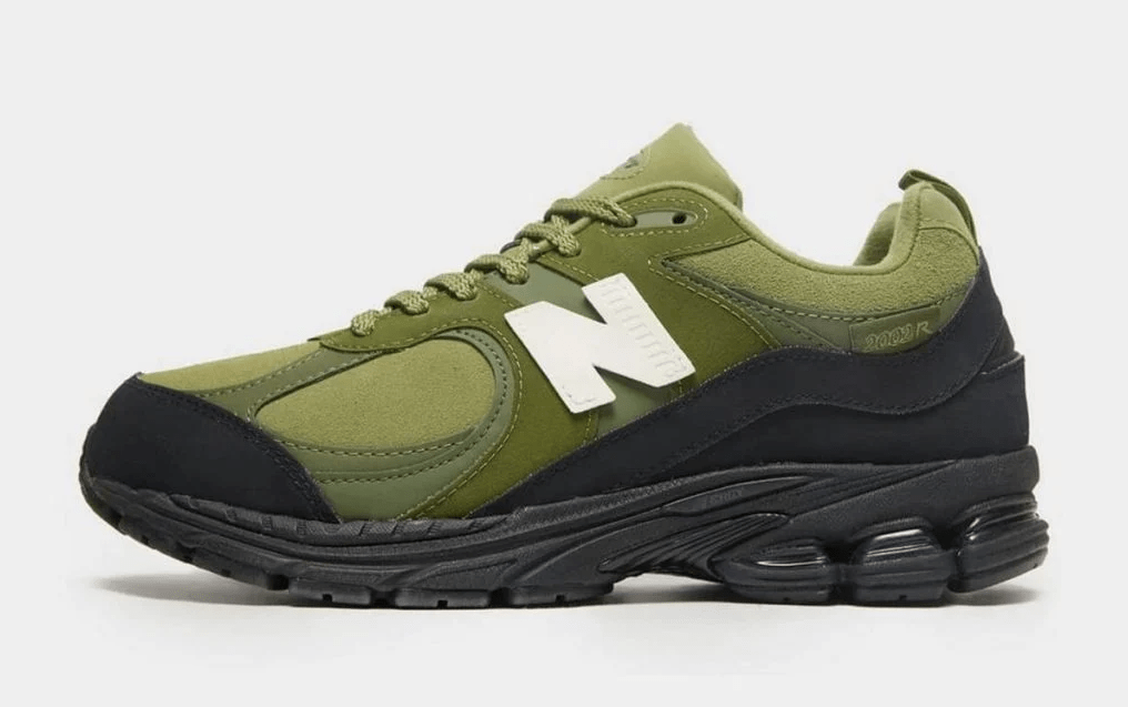 London Social Club The Basement Unveils Two #BasementApproved New Balance 2002Rs