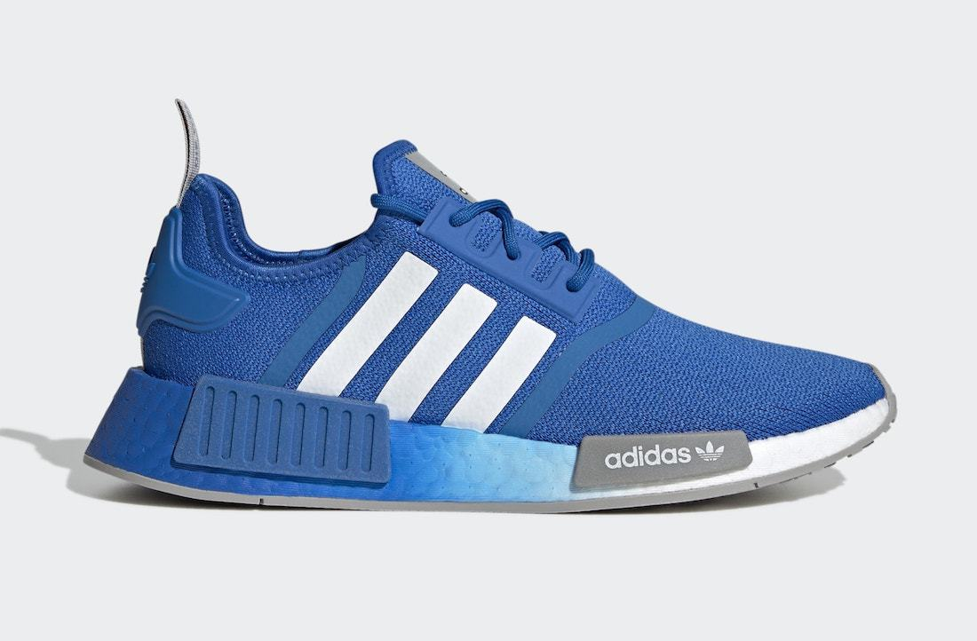 adidas NMD R1 Dropping in Another Blue Bird Offering