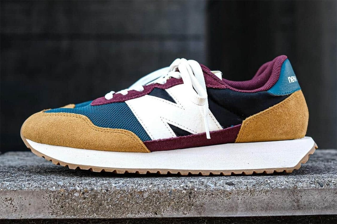 Japan's BEAMS Crafts a Signature Colorway of the New Balance 237