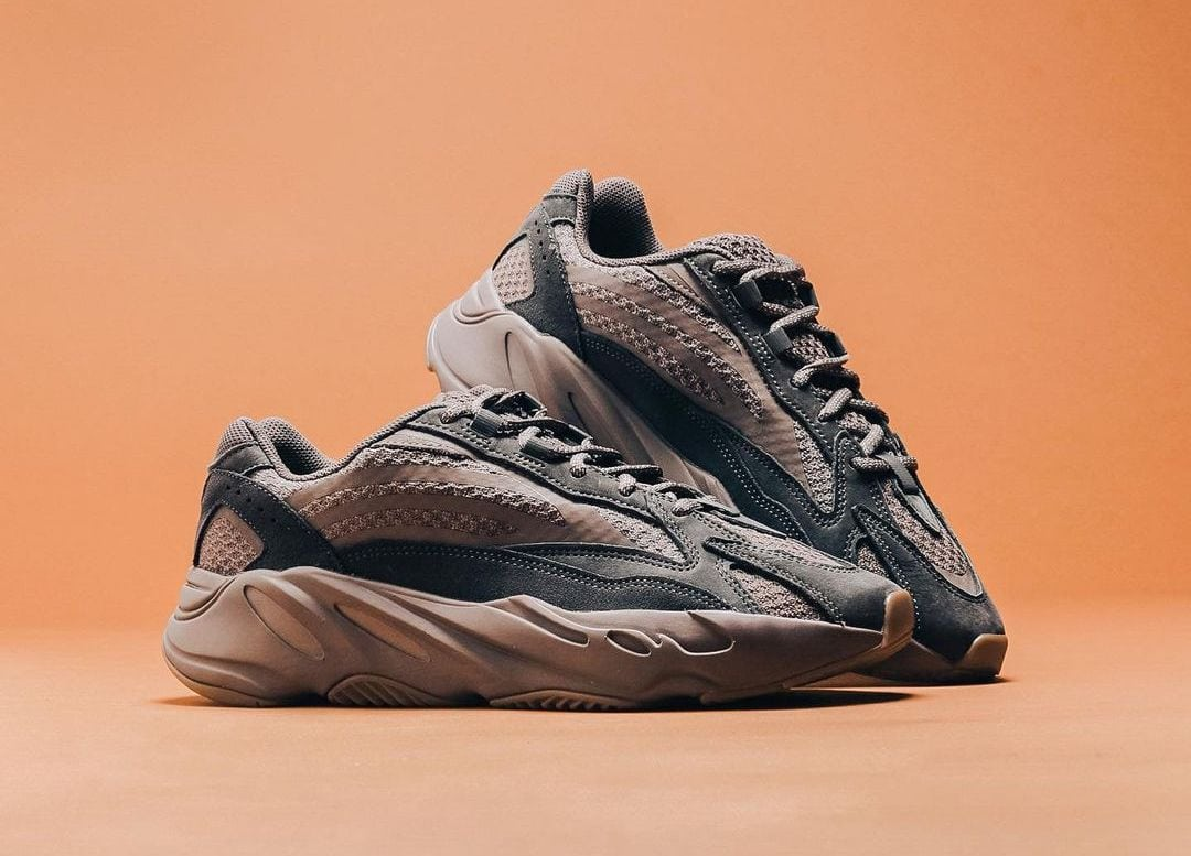 """The adidas Yeezy Boost 700 V2 """"Mauve"""" Releases Tomorrow"""
