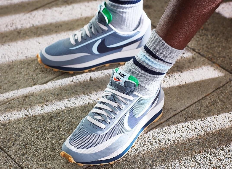 "Clot x Sacai Nike LDWaffle ""Neutral Grey"" Drops October 7th"