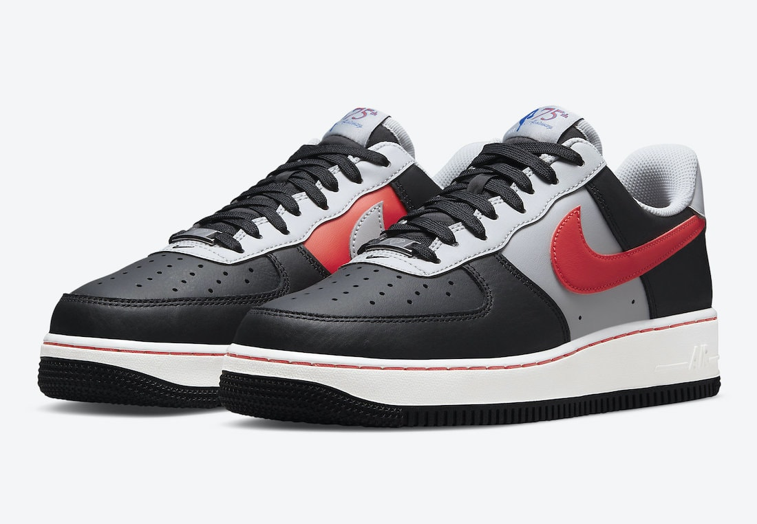 """NBA x Nike Air Force 1 """"75th Anniversary"""" Releasing in Adult Sizing"""