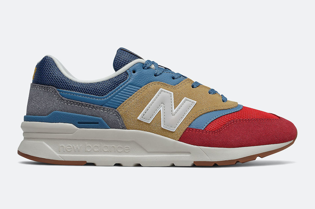 """New Balance's 997H Return in a new """"Workwear""""-Inspired Colorway"""