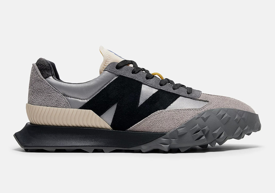 """New Balance's New XC-72 Launches in a Tonal Grey """"Castlerock"""" Style Tomorrow"""