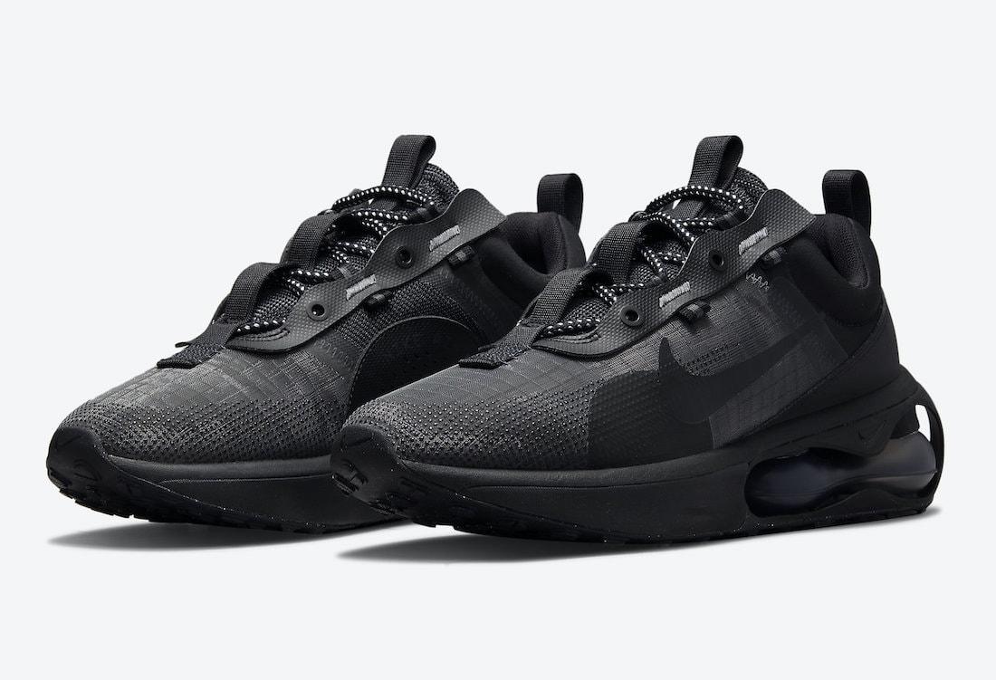 """Nike's Air Max 2021 Releasing in """"Triple Black"""""""