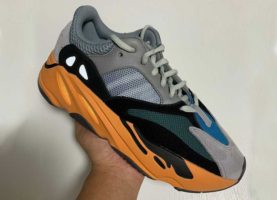 "First Look: adidas Yeezy Boost 700 ""Wash Orange"""