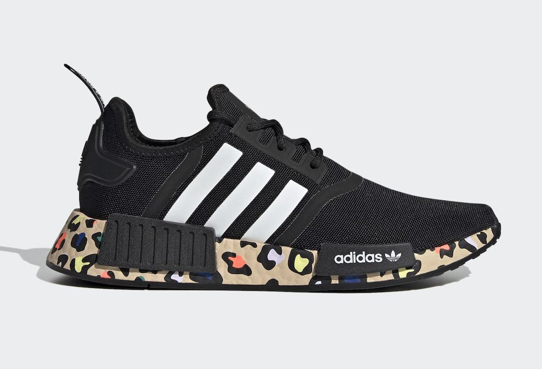 adidas Adds Colorful Leopard Print Boost to the NMD R1