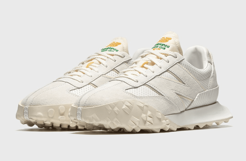 Casablanca Unveils an All-Cream Colorway of Their New Balance XC-72