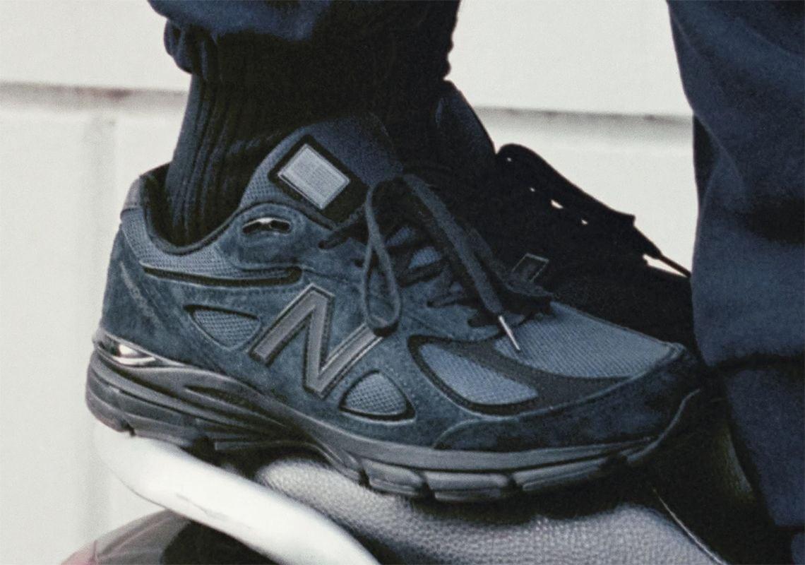 "JJJJound x New Balance 990v4 ""Navy"" Releases Again This Week"