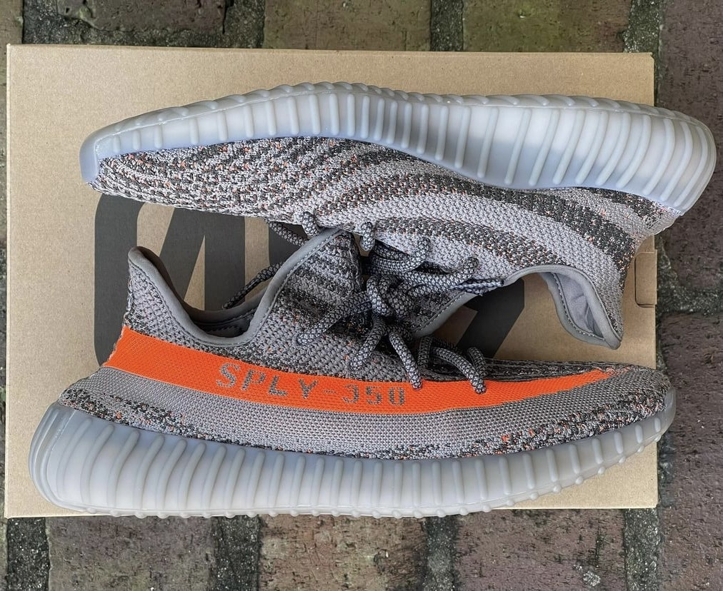 """More Images of the adidas Yeezy Boost 350 V2 """"Beluga Reflective"""""""
