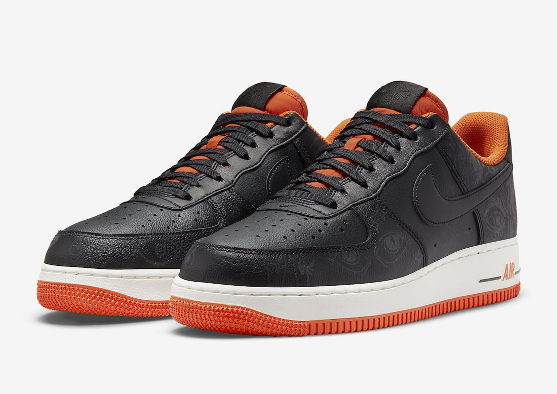 """Nike Air Force 1 Low """"Halloween"""" Drops October 29th"""