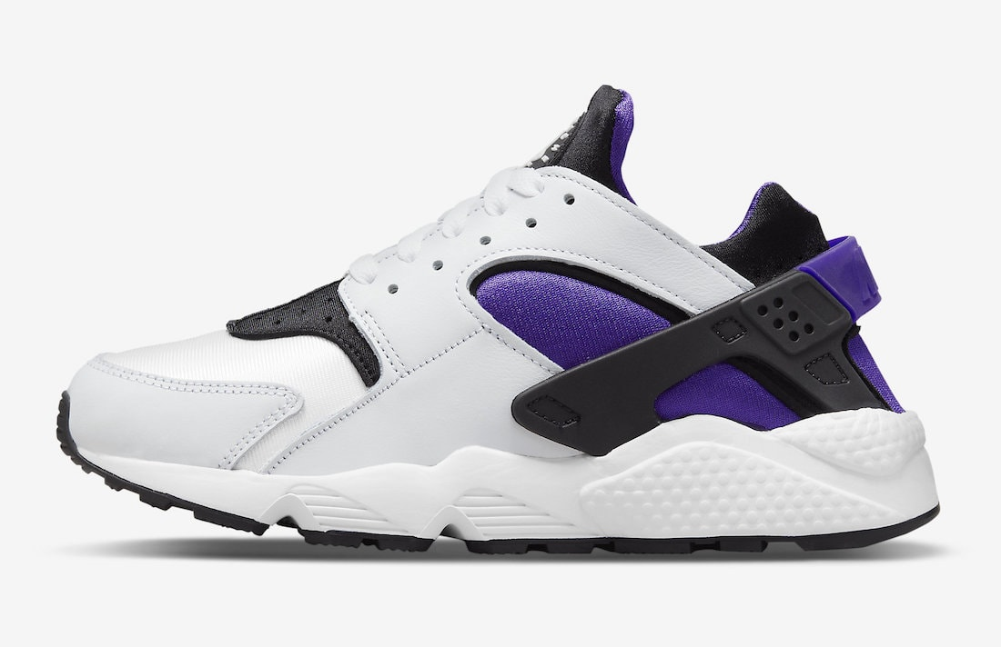 """Nike Unveils the Remastered Air Huarache in the OG """"Purple Punch"""" Colorway"""