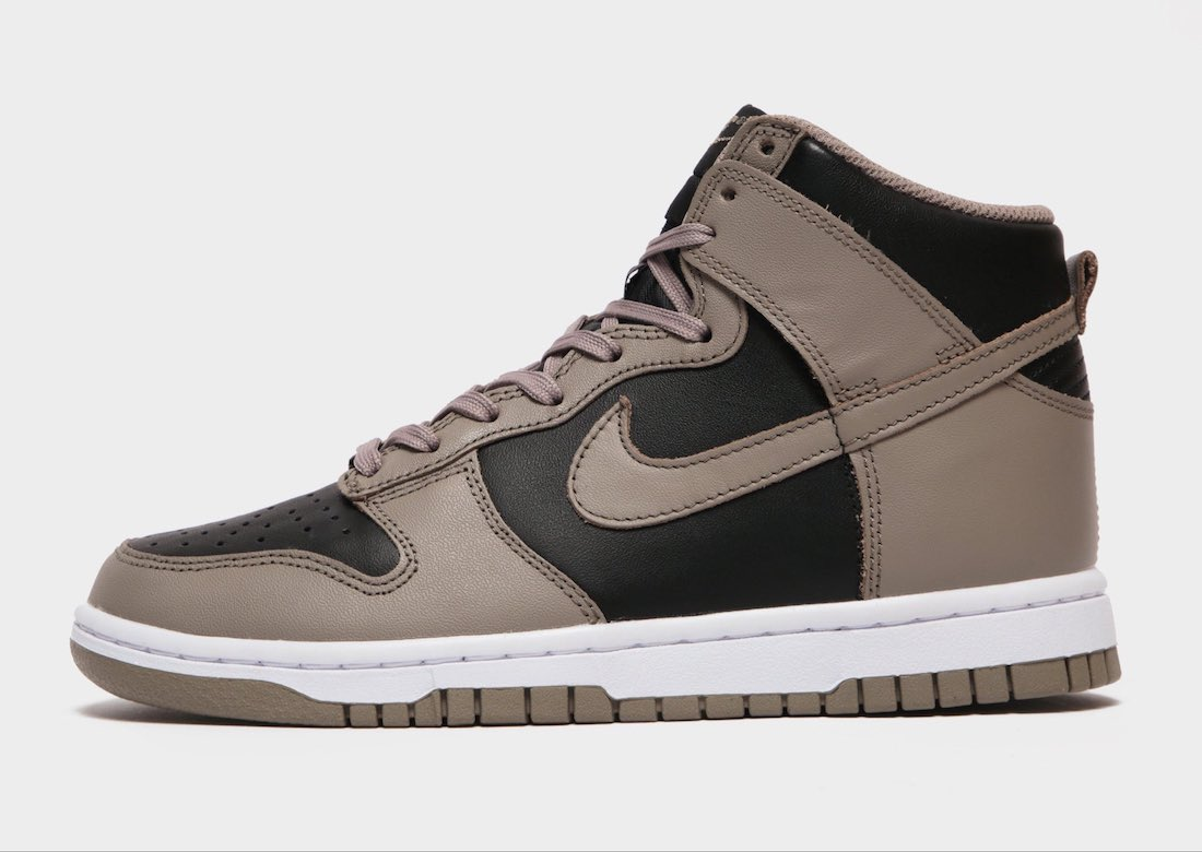 """First Look: Nike Dunk High """"Moon Fossil"""""""