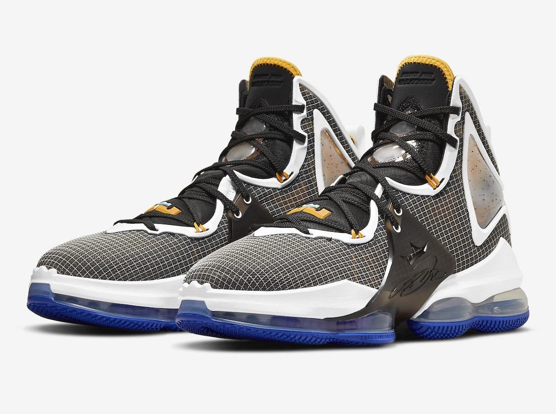 "Official Look: Nike LeBron 19 ""Hardwood Classic"""