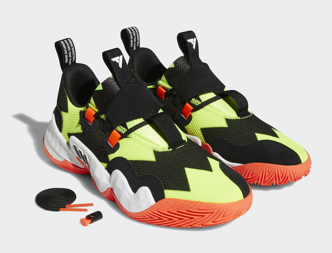So So Def Recordings Lends a Hand on the adidas Trae Young 1